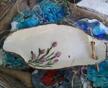 zdjela sa motivom lavande